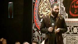 محمد حسین حدادیان فاطمیه ۹۶ هیئت رزمندگان روضه حضرت رقیه
