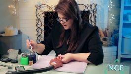 آموزش طراحی ناخن برای داشتن ناخنهای زیباتر