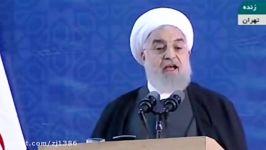 روحانی برای فروش نفت ایران در شرایط تحریمی مثال قرآنی هفت درِ جهنم را می آورد