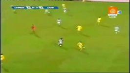 فیلم هایلایت بازیهای مراد مغنی بازیکن الجزایری