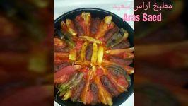 سفال گوشت گوساله سیب زمینی سفال سفال