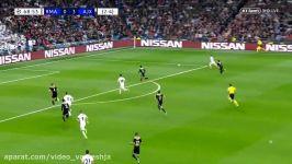 رئال مادرید آژاکس آمستردام دور برگشت ۱۸ نهایی لیگ قهرمانان اروپا