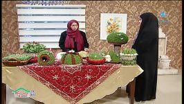 ویژه عید نوروز  سبزه عدس ایده های بسیار زیبا برای کاشت سبزه سفره هفت سین
