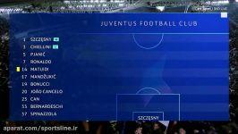 خلاصه بازی یوونتوس 3  0 اتلتیکو مادرید  هتریک کریستیانو رونالدو