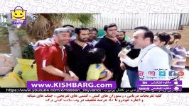 حسن ریوندی کنسرت خنده کیش،کلیپ جدید حسن ریوندی