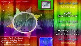 دی جی نایتکور ایرانی آهنگ امیر سربازی به نام آشوبنایتکور Nightcore