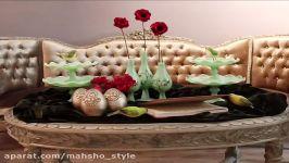 تزیین هفت سین ایرانی زیبا عالی ایده برای تزیین سفره هفت سین عید نوروز