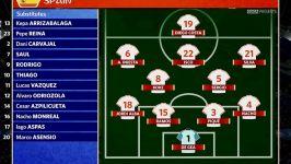 3 هتریک رونالدو  خلاصه بازی پرتغال 3 اسپانیا