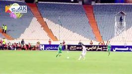 حواشی بازی تیم های امید ایران امید عراق