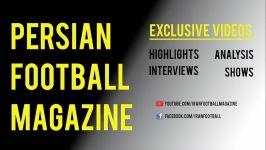 خلاصه بازی تیم ملی امید ایران عراق  مقدماتی المپیک ۲۰۲۰