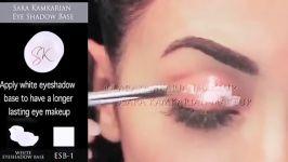آموزش آرایش چشم آرایش عروس میکاپ عروس آرایش عروس ایرانی