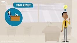 آژانس دیبا  نقش آژانس های هواپیمایی در صنعت گردشگری