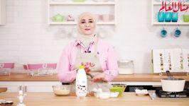 رول های شکلات حلال  آشپزخانه جهان ماله در ماه رمضان 2019  ماه رمضان