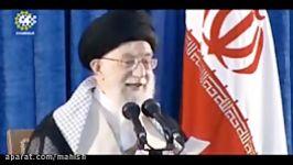رمز سه آیه مورد تاکید رهبری در سالروز رحلت امام خمینی چیست۱۳۹۸ ⚘امام خامنه ای⚘