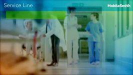 نمونه اپلیکشین مراقبت فوری اپلیکیشن مراقبت پزشکی