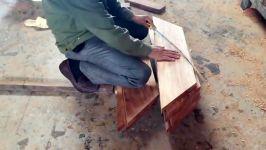 شگفت انگیز چوبی پله ایده های طراحی خانه زیبا  تکنیک های صنایع دستی صنایع بسیار