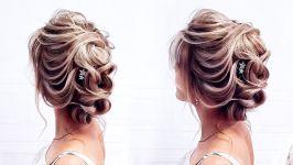مدل مو زیبا گام به گام مدل موهای عروسی، مدل موهای فارغ التحصیلی. مدل موهای