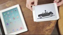 موزیک ویدیوی ناک ناک ساخت ویدیوی خلاقانه محصولات اپل
