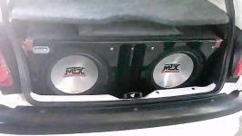 سیستم صوتی MTXAlpine 206  نمایشگاه سیستم صوتی 93