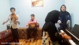 شهرزاده رویا  هلیا حبیبی  هلیا رزاقی  حسام الدین حاجی زاده  امیر علی کولیوند