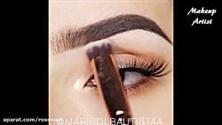 گنجینه ایی بهترین آرایش های چشم بایدببینید آرایش چشم آرایش صورت میکاپ چشم