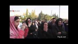 Pajvak.com تجمع طرفداران مرتضی پاشایی دربیمارستان