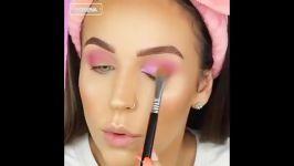 گنجینه ترفندهای آرایش میکاپ صورت چشم لب رژلب مدل بافت مو میکاپ Makeup شماره 5