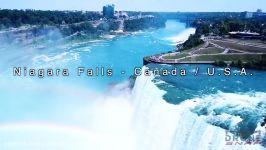 هیجان انگیزترین آبشار جهان آبشار نیاگارا