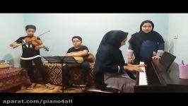 شهرزاده رویا  هلیا حبیبی  هلیا رزاقی  امیر علی کولیوند  حسام الدین حاجی زاده