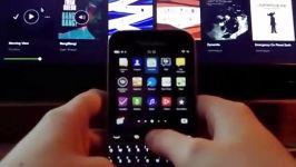 بررسی اولیه گوشی بلک بری کلاسیک 2014