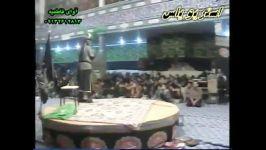 پشت خیمه صابری برکتی سال 92 در قنوات