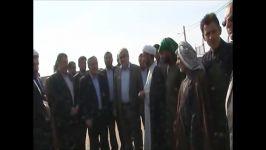 گزارش تصویری بازدید استاندار خوزستان ازمناطق حاشیه نشین