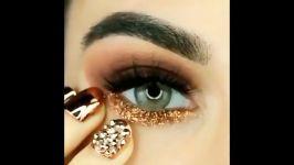 گنجینه ترفندهای آرایش میکاپ صورت چشم لب رژلب مدل بافت مو میکاپ Makeup شماره 6