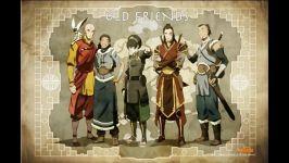تیم آواتاری قدیم در بزرگ سالی دوستان قدیم