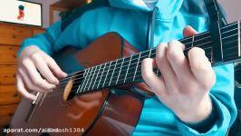 میراکلس لیدی باگ ...آهنگ فوق العاده میراکلس گیتار ...کارش محشره