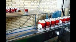 دربند ظروف پت درب بند ظروف پت دستگاه دربند