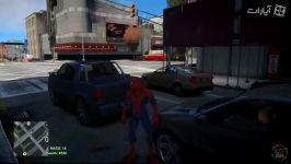 جنگ مرد عنکبوتی مرد عنکبوتی سیاه