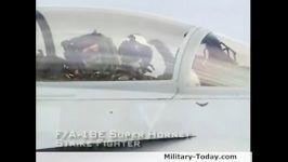 جنگنده اف 18 سوپر هورنت