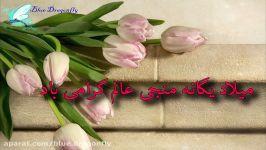 کلیپ تبریک ولادت امام زمان تبریک نیمه شعبان کلیپ تبریک تولد حضرت حجت