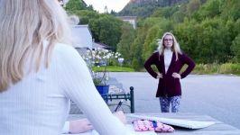 ویدیوی سارا ـ طراحی ناخن زیبا سارا