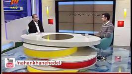 تیکه عادل فردوسی پور به سانسور در تلویزیون
