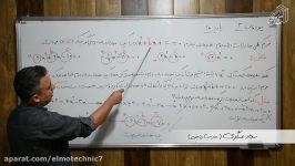 بخش اول پودمان 3 ریاضی ۱ دهم هنرستان آقای دکتر عسگری هنرستان علم تکنیک