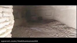 اینجا استان کرمان  راین  ارگ راین . آذر 1397