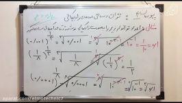 بخش۳ پودمان۴  ریاضی دهم هنرستان دکتر عسگری هنرستان علم تکنیک
