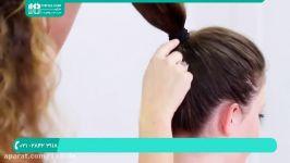آموزش بافت مو  مدل بافت مو بافت مو مدل قلبی چند لایه 28423118 021