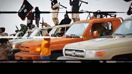 رژه داعش در چند صد کیلومتری اروپا عکس های رژه