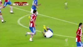 فوتبال تقلب تقلب بازیکن ها