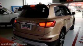 ماشین در حال آمدن به ایران یما t80