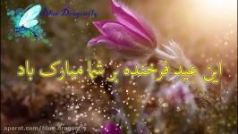 کلیپ تبریک عید فطر تبریک عید رمضان عید مسلمانان حلول ماه شوال عید فطر مبارک