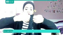 آموزش بستن شال روسری  مدل جدید بستن روسری پوشش زیر روسری